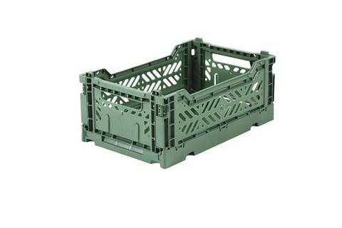 Aykasa-laatikko, Mini. Väri almond green