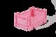 Aykasa-laatikko, Mini. Väri baby pink