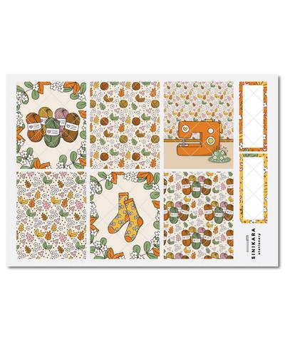 Sew cute full boxes-kalenteritarrat