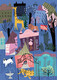 Kehvolan Nightlife- juliste 50x70