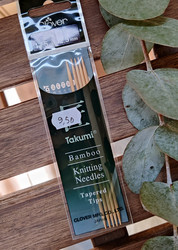 Bambu sukkapuikot 12,5 cm 2.5 mm