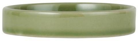 Pöytäkynttilän lautanen, vihreä