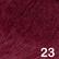 23. Wine red
