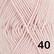 40. powder pink
