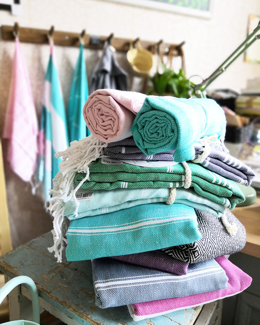Aina niin ihanat Lina hamam-pyyhkeet