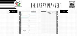 Daily planning muistipaperit