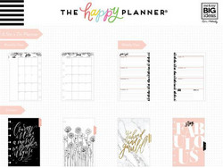 Happy planner Mini-Gold getter