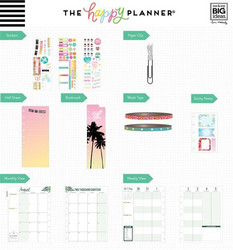 Happy planner box kit- Stay wild- Student