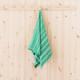 Ranta hamam-käsipyyhe, vihreä