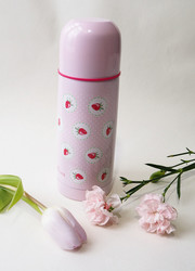 Termospullo strawberry pink, 300 ml