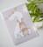 Syntymäpäiväkortti, 2-vuotias pupu
