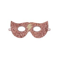 Glitter naamio, salama