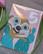 Mangusti 5-vuotiaalle. 2-osainen kortti