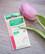 Kukkapäänuppineula 0.55 mm, 20 kpl