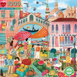 Venice open market-palapeli, 1000 palaa. Ikäsuositus 8+