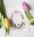 Pääsiäiskranssi postikortti