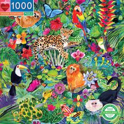 Amazon Rainforest-palapeli, 1000 palaa. Ikäsuositus 7+