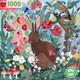 Poppy bunny-palapeli, 1000 palaa. Ikäsuositus 8+