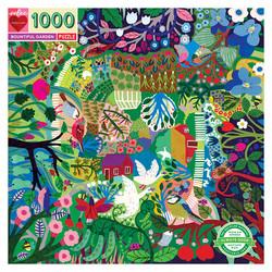 Bountiful garden-palapeli, 1000 palaa. Ikäsuositus 7+
