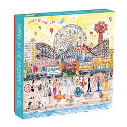 Summer at the amusement park -palapeli, 500 palaa. Ikä 8+