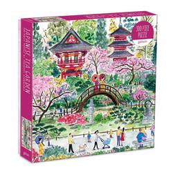 Japanese tea garden -palapeli, 300 palaa. Ikä 7+