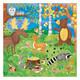 Metsän eläimet-jättipalapeli, 25 palaa