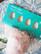 Opal colors-vesivärit. 6 kimaltavaa vesiväriä.
