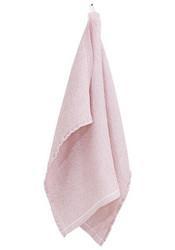 Lapuan Kankureiden Terva käsipyyhe, valko-roosa
