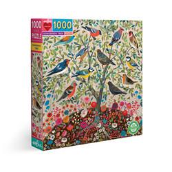 Songbirds tree-palapeli, 1000 palaa. Ikäsuositus 7+