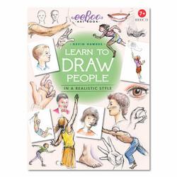 Opi piirtämään-ihmisiä