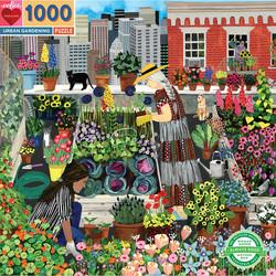 Urban gardening-palapeli, 1000 palaa. Ikäsuositus 7+