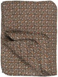 Täkki black with mini pattern