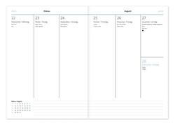 Konsta Punkka kalenteri 2022