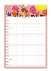 Mira Mallius perhekalenteri 2022