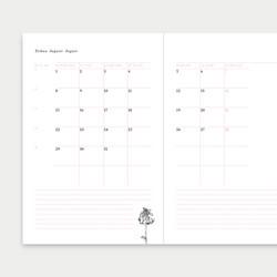 Keijujen kevätjuhla kalenteri 2022 A5