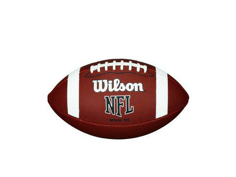 Wilson NFL - Komposiittipallo Junior/Youth