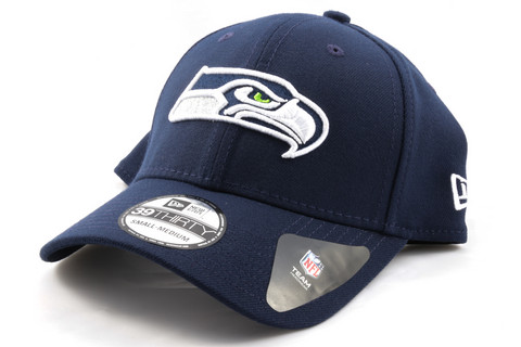 New Era 39Thirty Team Essential Seattle Seahawks, Koko S/M