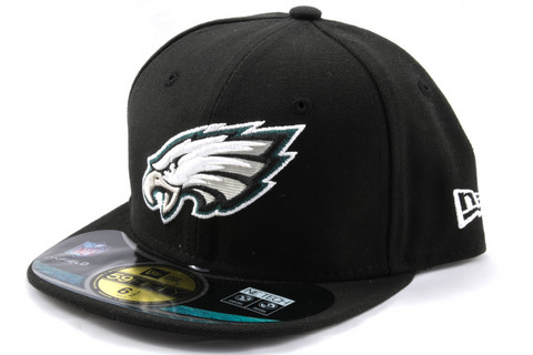 New Era KIDS Cap NFL ON FIELD Philadelphia Eagles, Koko 6 1/2
