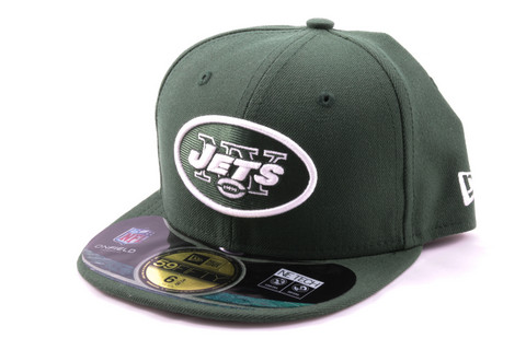 New Era KIDS Cap NFL ON FIELD New York Jets, Koko 6 3/8