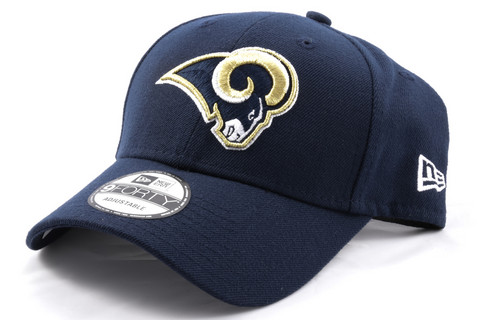 New Era 9Forty The League Los Angeles Rams OSFA