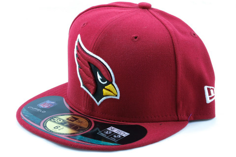 New Era KIDS Cap NFL ON FIELD Arizona Cardinals, Koko 6 3/4