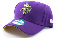 New Era 9Forty The League Minnesota Vikings OSFA