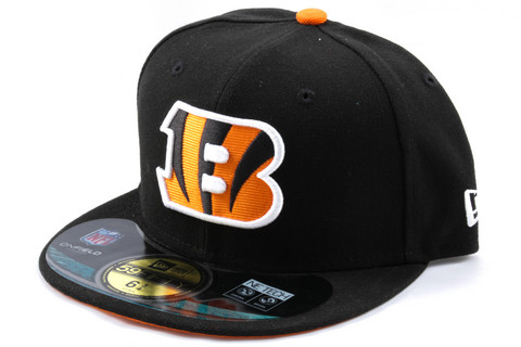 New Era KIDS Cap NFL ON FIELD Cincinnati Bengals, Koko  6 3/4