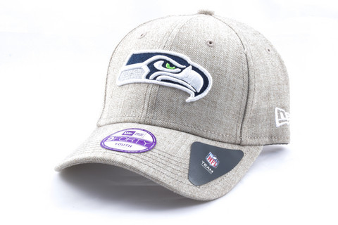 New Era 940 KIDS Seattle Seahawks NFL Team Heather Adjustable Cap