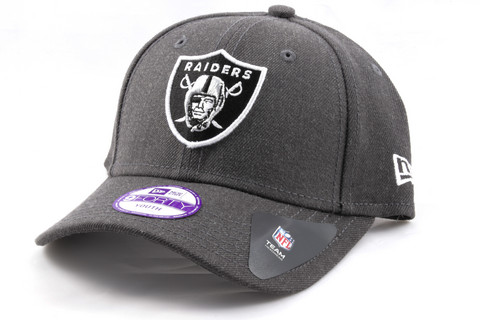 New Era 940 KIDS Oakland Raiders NFL Seasonal Team Heather OSFA