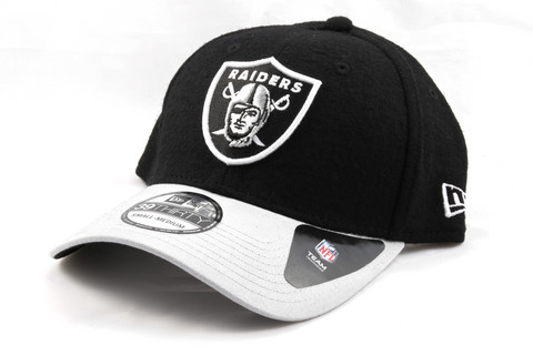New Era Team Melton Oakland Raiders Cap, Koko S/M