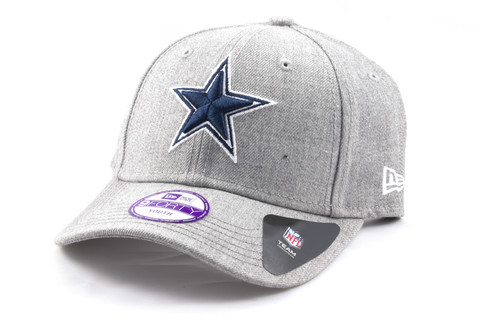 New Era 940 KIDS Dallas Cowboys NFL Team Heather Adjustable Cap