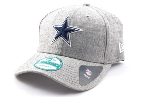 New Era 940 NFL Dallas Cowboys Team Heather Adjustable Cap
