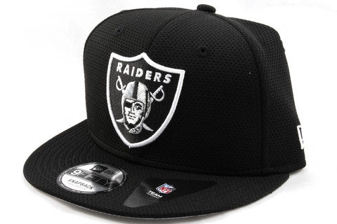 New Era 950 Training Mesh Snapback Oakland Raiders, Koko M/L