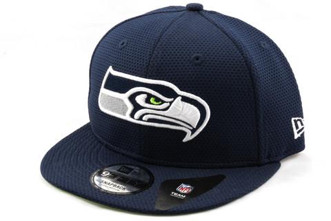 New Era 950 Training Mesh Snapback Seattle Seahawks